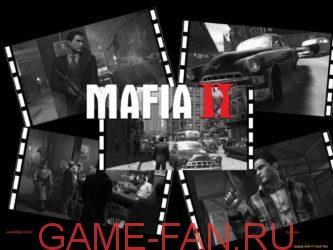 Аа криминальные 30-е года 20 века конечно же это обзор Mafia, сюжет игры довольно сильный