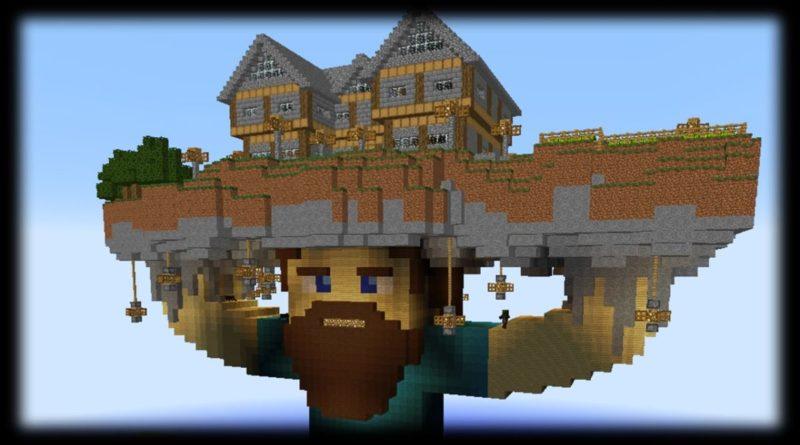 Самый Необычный Механический Дом в Minecraft (Обзор Карт 2017)
